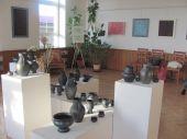 Fotogalerie: Galerie - Výstava obrazů a keramiky - Nimrichterovi