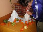 Fotogalerie: Halloween party s halloweenskou dílničkou