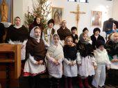 Fotogalerie: Nenkovjánek - Vánoční koncert v kapli Nenkovice 2013