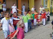 Fotogalerie: Ukončení školního roku  ZŠ a MŠ Nenkovice