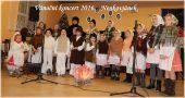 Fotogalerie: Vánoční koncert 2016