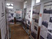 Fotogalerie: Legie ve fotografii - 100. let výročí vzniku republiky - výstava v galerii