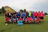 Fotogalerie: Fotálek- rozlučkový zápas Franty