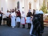 Fotogalerie: Vánoce - Koncert Nenkovjánek a zpívání u vánočního
