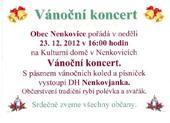 Fotogalerie: Vánoční koncert 2012