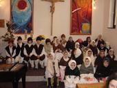 Fotogalerie: Vánoční koncert Nenkovjánek + Cimbálová muzika Bab