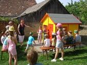 Fotogalerie: Otevření školní zahrady - ke dni dětí